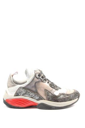 Melvin & hamilton Sneaker con zeppa multicolore stile casual