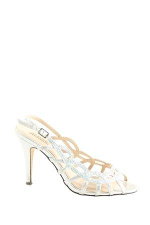 Menbur High Heels weiß Elegant