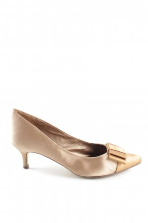 Menbur High Heels creme Elegant