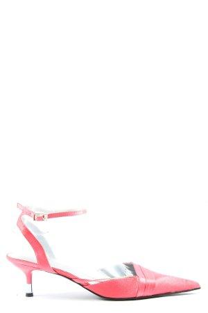 Menbur Spitz-Pumps pink Casual-Look