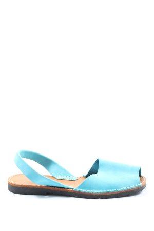 menorca Comfort Sandals blue casual look