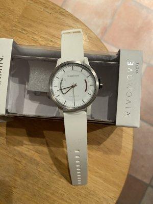 Menü  ...Armbanduhren Garmin Vivomove Classic Sportuhr weiß