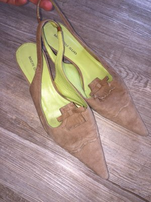 Mer Du Sud Slingpumps Pumps Sandaletten Gr.36,5 36 1/2 france top