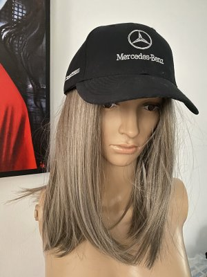 MERCEDES-BENZ Cap in schwarz One Size Unisex