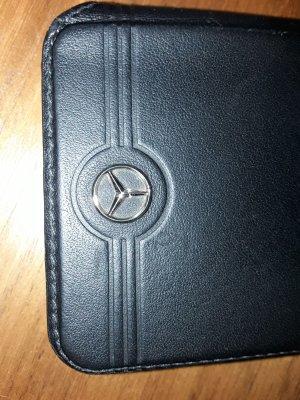 Mercedes Benz Collection Hoesje voor mobiele telefoons zwart Leer