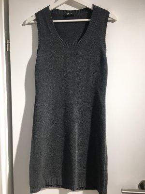 Wolle/Kaschmir-Minikleid