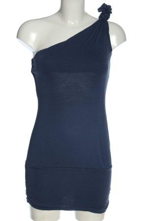 merlrose Tunika niebieski W stylu casual