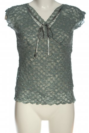 MERONA Lace Blouse khaki casual look