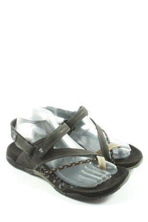 Merrell Sandales confort kaki style décontracté