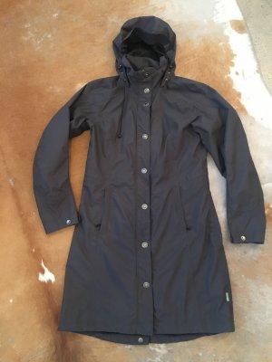 meru Heavy Raincoat dark grey