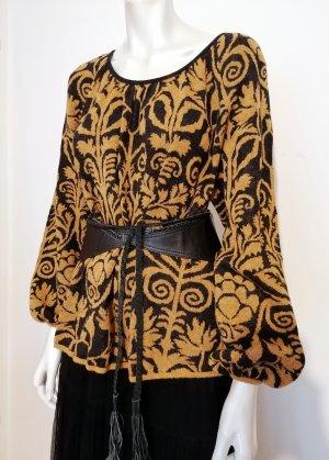Mes Demoiselles Paris, Pullover, Strick, Wollmischung, Ornament, boho, 36/38