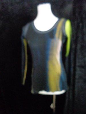 Apriori Mesh Shirt multicolored polyamide