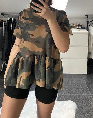 Mesh Shirt Zara