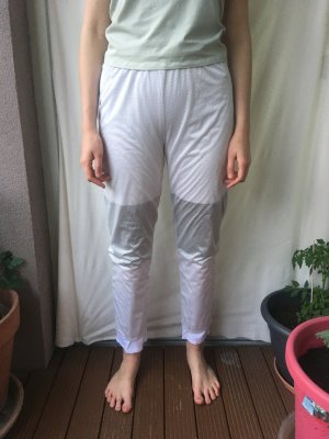 mesh training pants