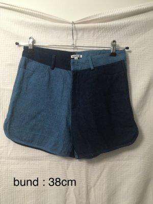 meshit jeansshorts