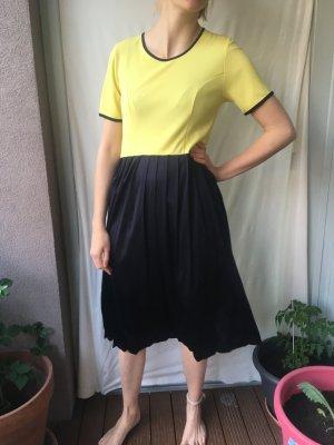 meshit pleated dress