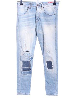 MET Jeans boyfriend blu stile casual
