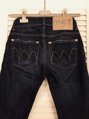 MET Jeans slim fit blu scuro Denim