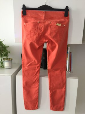 MET Jeans orange Gr 27 super Zustand