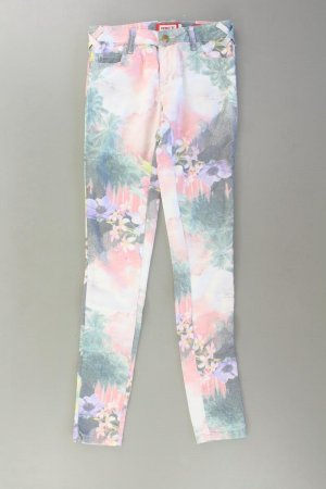 Met Jeans Skinny Jeans Größe W25 mehrfarbig