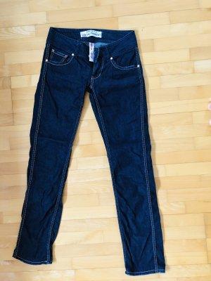 MET Jeans Victoria Blau 25 inch Neu