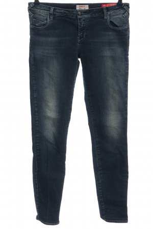 MET Jeans a sigaretta blu stile casual