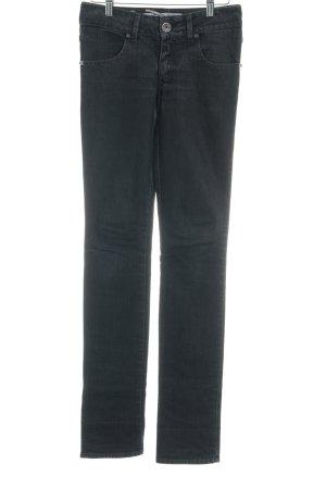 MET Skinny Jeans schwarz Casual-Look