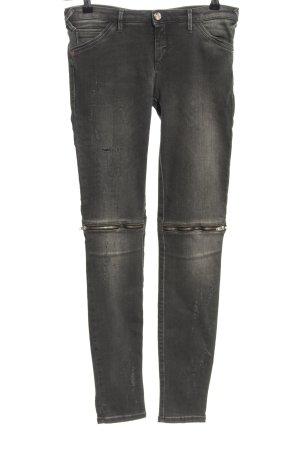 MET Jeans skinny nero stile casual