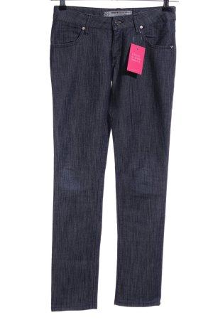 MET Jeans slim fit nero stile casual