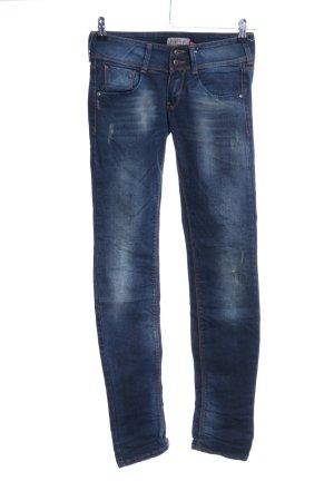 MET Slim Jeans blau Casual-Look