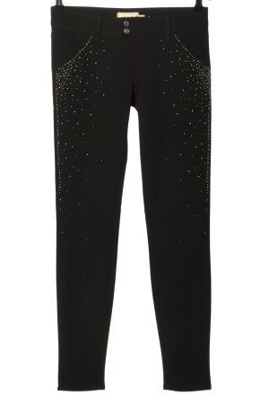 MET Pantalone jersey nero stile casual