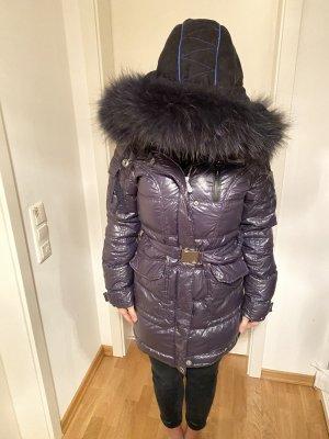 Gaastra Quilted Coat dark blue-black pelt