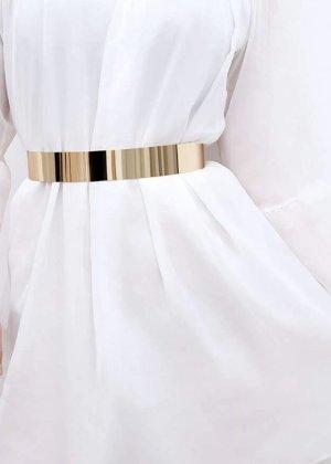 Waist Belt gold-colored