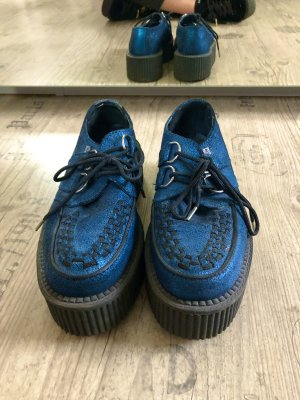 T.U.K. Lace Shoes multicolored