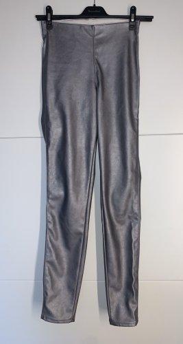 H&M Divided Pantalon taille haute multicolore
