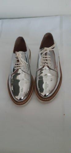 Another A Budapest schoenen zilver