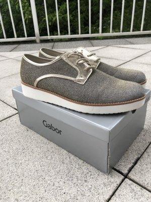 Metalliceffekt-Schuhe