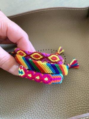 Mexikanische Freundschaftsarmbänder