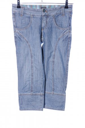 Mexx 3/4-jeans blauw casual uitstraling