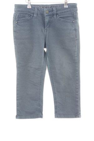 Mexx 3/4 Jeans blau Casual-Look