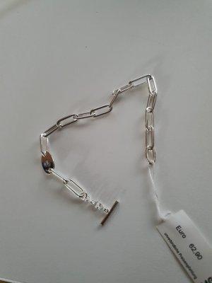 Mexx Bracelet en argent argenté