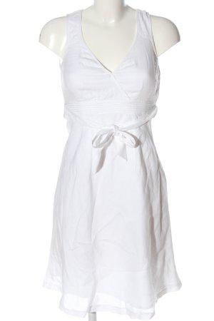 Mexx A-Linien Kleid weiß Casual-Look