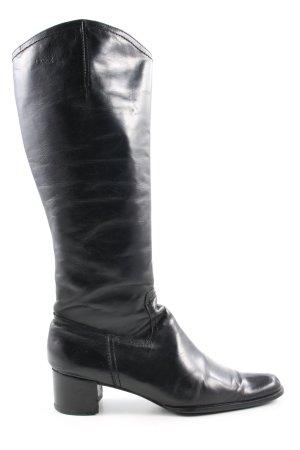 Mexx Absatz Stiefel schwarz Casual-Look