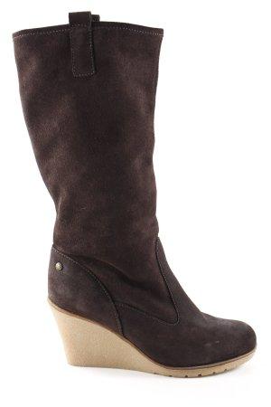 Mexx Absatz Stiefel bronzefarben Casual-Look