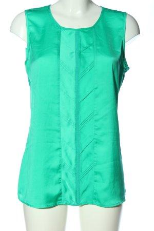 Mexx ärmellose Bluse grün Casual-Look
