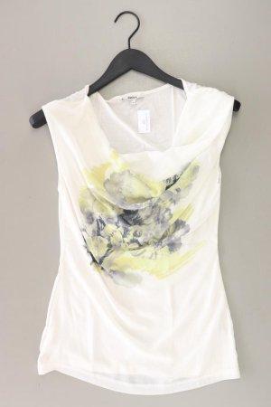 Mexx Ärmellose Bluse Größe S weiß aus Viskose