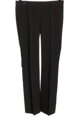 Mexx Pantalón de vestir marrón estilo «business»