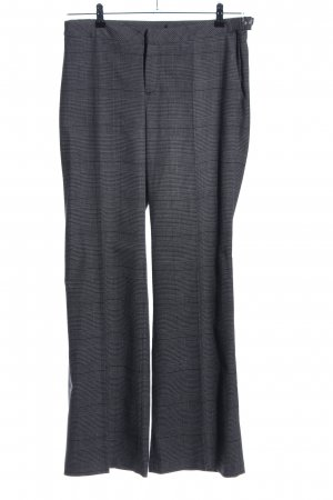 Mexx Pantalon de costume gris clair imprimé allover style d'affaires