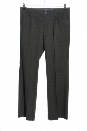 Mexx Suit Trouser light grey allover print business style