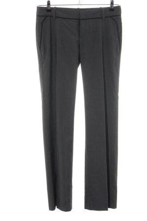Mexx Pantalon de costume gris clair moucheté style d'affaires